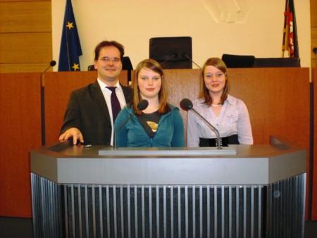 Zukunftstag 2010 Nienburg