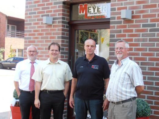 Sommerreise 2012 Meyer