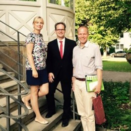 (v.l. Marja-Liisa Völlers, Grant Hendrik Tonne und Dr.Mathias Miersch)