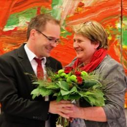 Grant Hendrik Tonne und Johanne Modder